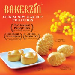 [BAKERZIN] 8 Chinese New Year Snacks too good to feed your guests! Bakerzin's 2 new flavors, Lemongrass and Fish Floss