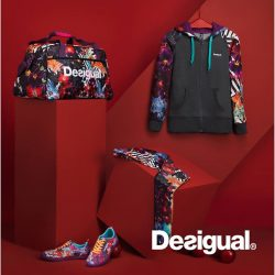 [Desigual] Aún seguimos con todo hasta un -50%! - Still on... everything up to 50% off! ➡ http://desigual.me/SportSalesAW16