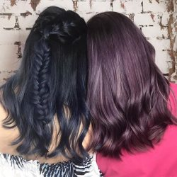 [Salon Vim] Calling out #hairbesties because friends don't let friends miss out the best life could offer! Save a spot for