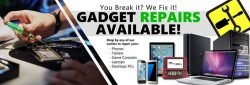 [GAME XTREME] Got a broken phone, console, or even PC? No worries, we'll handle it! Bring it down to any of