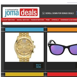 [Jomashop] Wittnauer Chrono $79.99 | Ray-Ban $69.99 | Seiko Premier Perpetual Calendar $299| Mido Watch 71% off | Last Chance Deals from Rolex & Longines