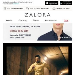 [Zalora] Time to take those fitness goals and crush them
