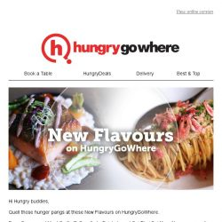[HungryGoWhere] Quell your hunger pangs at our 8 new wallet-friendly haunts!