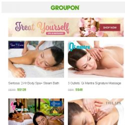 [Groupon] ✿ Ultimate Guide to Pamper Yourself ✿