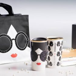 Starbucks: NEW alice + olivia Collection