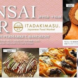 Isetan Scotts: Kansai Fair
