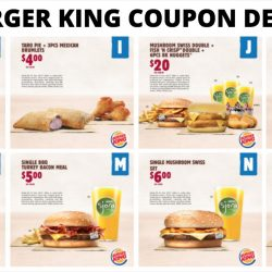 Burger King: Save up to $15 with Coupon Deals!