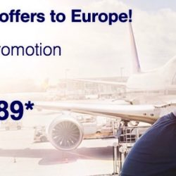 Lufthansa: NATAS Promotion - Amazing Offers to Europe from S$789!