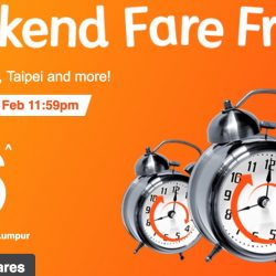 Jetstar: Weekend Fare Frenzy with One-way All-In Fares from $36