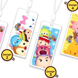 Ez-Link: Exclusive Tsum Tsum EZ-Charms Available While Stocks Last!