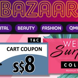 Qoo10: $8 Cart Coupon Up for Grabs + Deals Lower Than Ever! 6 pc Macarons $4.90, Sani Sticks 3 for $3.90 & More!