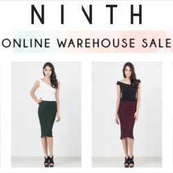 Ninth Collective: Biggest SALE to Date of Up to 70% Markdowns with Prices from $5!