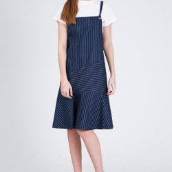 """[MOSS] Shop this """" HILMA TWO PIECE DRESS """" now at www.mossfashion.comEnjoy $15 Off with purchase $100 & above Discount till"""