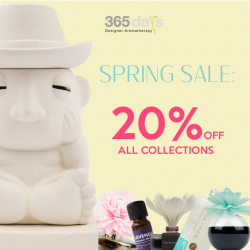[365 Days] SPRING SALE IS ON!Visit us to enjoy 20% off store-wide discount!Shop today! https://threesixfivedays.com/