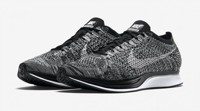 b3b1450b89  Nike Singapore  The Nike Flyknit Racer  Oreo  is now available at Nike  Shaw Centre and Orchard GatewayNike Shaw Centre  size US