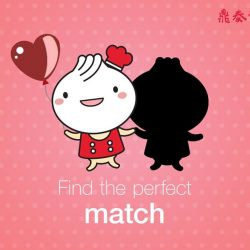 [Din Tai Fung] This Valentine's, we're letting you fans in on a little match making with us. Simply:1) Like or