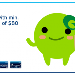 [Citibank ATM] Lunar New Year shopping isn't over yet! Get S$10 off when you spend a minimum of S$80