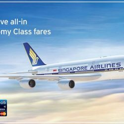 [Citibank ATM] Kick-start the new year with a memorable holiday with exciting fares to over 60 cities.
