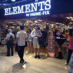 [Home-Fix Singapore] Pop by for some free popcorn at ELEMENTS by Home-Fix Marina Square! From 6-9pm today and tomorrow, take