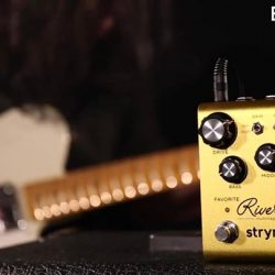 [Swee Lee Music] Strymon's first overdrive pedal is a masterpiece of sonic engineering. By analysing both analogue and tube circuits, they've