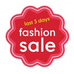 [Mothercare] Last 3 days to enjoy 30% off baby & kids fashion apparels! Receive another 10% off when you purchase 3 or