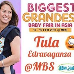 [Bumwear] We're excited to have our biggest Tula extravangaza to date at MBS starting tomorrow.We will be putting up