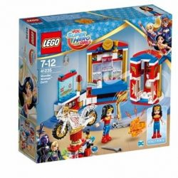 [Bricks World (LEGO Exclusive)] LEGO DC Super Heroes GirlsHelp the Super Hero Girls save the school from the Super Hero Girl Villains. 11