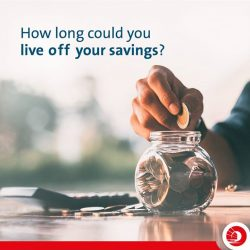 [OCBC ATM] Thinking about investing? Evaluate how long you could live on your savings first. Gregory Choy, our Head of Wealth Advisory