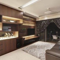 [3D INNOVATIONS DESIGN PTE LTD] Modern interiors adhering to these principles tend to favor clean, crisp and comfortable interiors that are easy to maintain and