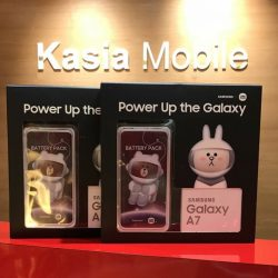 [Kasia Mobile] Samsung A7 2017 $540 Black, Gold, Peach Free Line Friends Powerbank Warranty by Samsung Singapore 1 Year