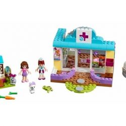 [Bricks World (LEGO Exclusive)] LEGO FriendsWork hard with the LEGO Friends to help the animals, then reward your self with an ice cream