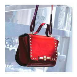 [PAZZION Singapore] Fabulous Red Bag for fabulously you~ , this perfectly sized tote is ideal to carry all your day-to-day essentials