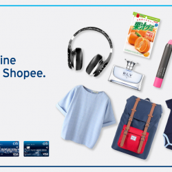 [Citibank ATM] Enjoy easy, secure and fuss-free shopping on Shopee. What's more, get up to S$7 off your purchases