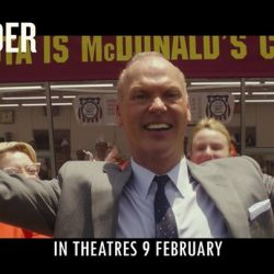 [Shaw Theatres] THE FOUNDER tells the true story of Ray Kroc (Academy Award® nominated Michael Keaton), a salesman from Illinois that met