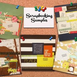 [URBANWRITE] Weekends are just around the corner. Why not spend the weekend with your loved ones documenting precious moments through scrapbooking?