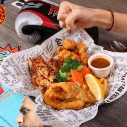 [The Manhattan FISH MARKET Singapore] Don't let Monday blues get to you!