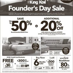 [Courts] In February 1898, Samuel Bronstein founded King Koil and started producing the finest beds in the world. This week, we