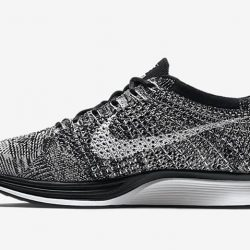 [Nike Singapore] The all time favourite Nike Flyknit Racer 'Oreo' is available at Nike Suntec City now!For those who missed out
