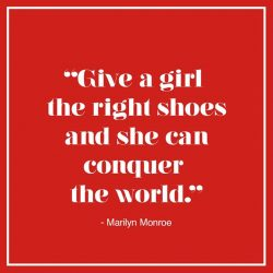 [The Fashion Gallery] All I want for Valentine's Day is a new pair of shoes… Stop procrastinating, start trying! A wide range