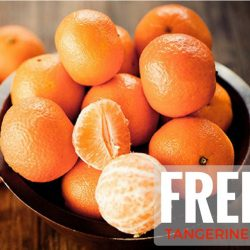 [CHIPPY - British Take Away] HAPPY Birthday Everyone! Come celebrate 'Renri' with us today. FREE Tangerine with every order at any of our CHIPPY outlets