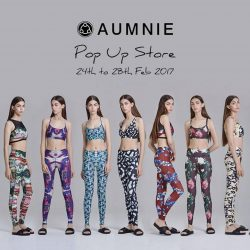 [Lava Yoga] Drop by our pop-up store by AUMNIE, a Canadian born innovators of yoga, fitness and ready to wear fashion,