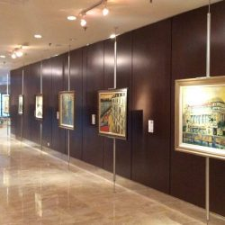 [Goshen Art Gallery] 2nd generation Singaporean artist: Khan Siong Ann's 3rd solo art exhibition, which is also our 3rd collaboration with the @