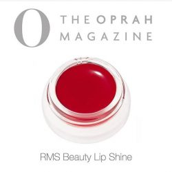 [The Naturally Better Company] Oprah Magazine picks RMS Beauty Lip Shine as THE Gluten-Free product!