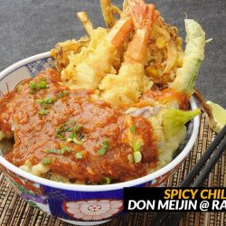 [Ramen Champion Singapore] 4 MORE DAYS of Don Meijin's Grand Opening Offer!! Signature Tendon at JUST $8.80+ (U.P. $13.80+)