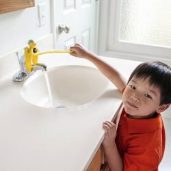 [Nichebabies] SO EASY. FUSS-FREE & SAFE!NEW ARRIVALS!! Aqueduck Single Handle Extender : A Safe Fun and Kid Friendly Hand Washing Solution.