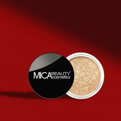 [MicaBeauty Cosmetics] With its hypoallergenic, chemical-free formula, the MicaBeauty Mineral Eyeshadows give you pigmented, longlasting color without creasing the eye area.
