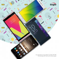 [Singtel] Enjoy $100 off selected phones with a new Combo 2 and above mobile plan. Buy now and enjoy free delivery