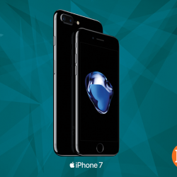 [M1] Get a free upgrade with the amazing iPhone 7! Sign up or re-contract now with the iPhone 7 128