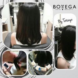[BOTTEGA hair & beauty ] If you like your hair with more volume but hate the idea of curling it every day, perming is perfect
