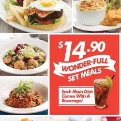 [O' Coffee Club] Here's A WONDER-FULL Deal You Shouldn't Miss!